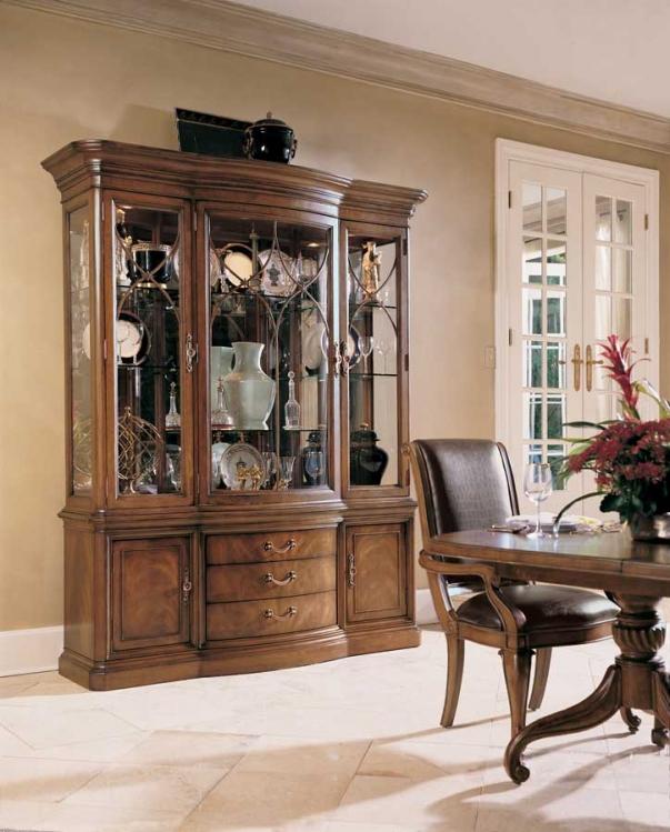 Bob Mackie Home Classics China Cabinet