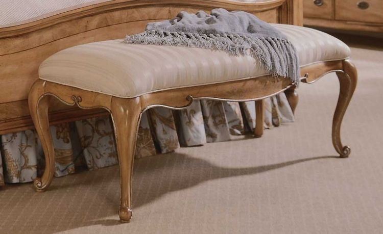 American Drew Jessica McClintock-Home Bed Bench