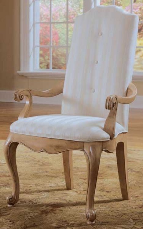 Jessica McClintock-Home Upholstered Arm Chair