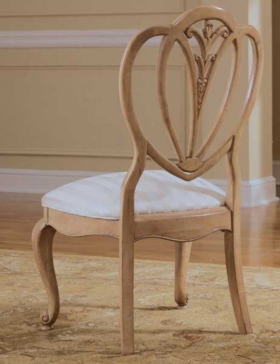 American Drew Jessica McClintock-Home Shield Back Side Chair