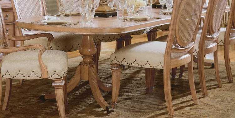 American Drew Jessica McClintock-Home Pedestal Table