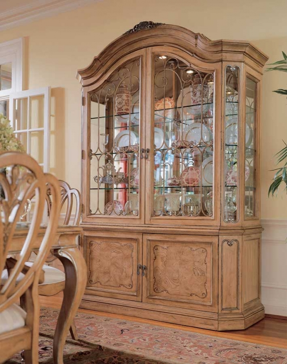 American Drew Jessica McClintock-Home China Cabinet Two Doors