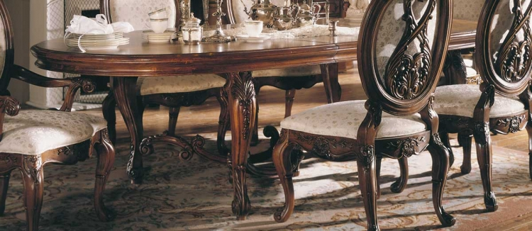 Jessica McClintock Home Romance Renaissance Dining Table