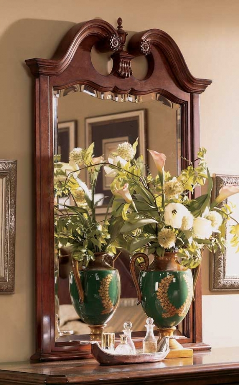 American Drew Cherry Grove Vertical Mirror