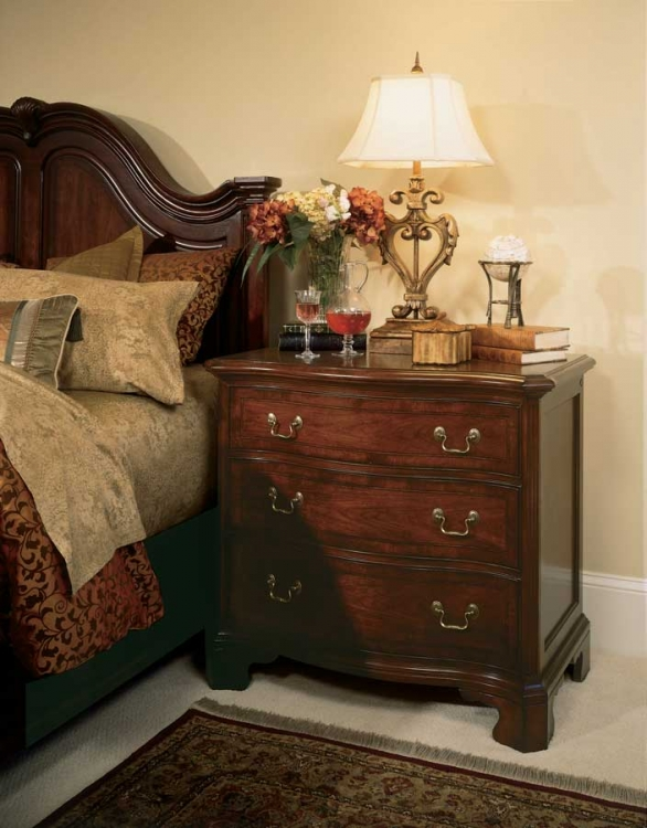 Cherry Grove Bachelor Chest