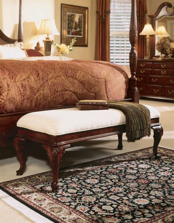 Cherry Grove Bed Bench