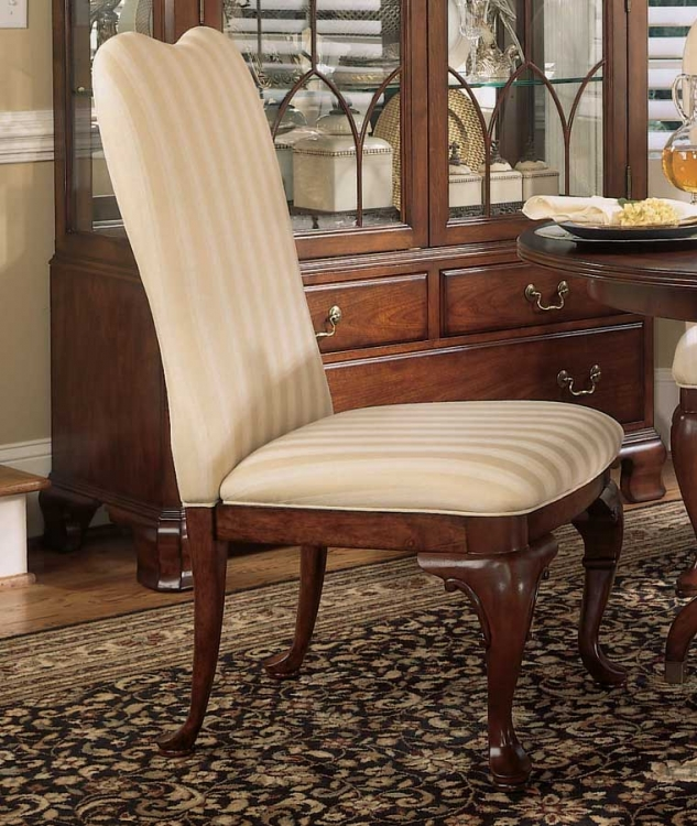 Cherry Grove Upholstered Side Chair