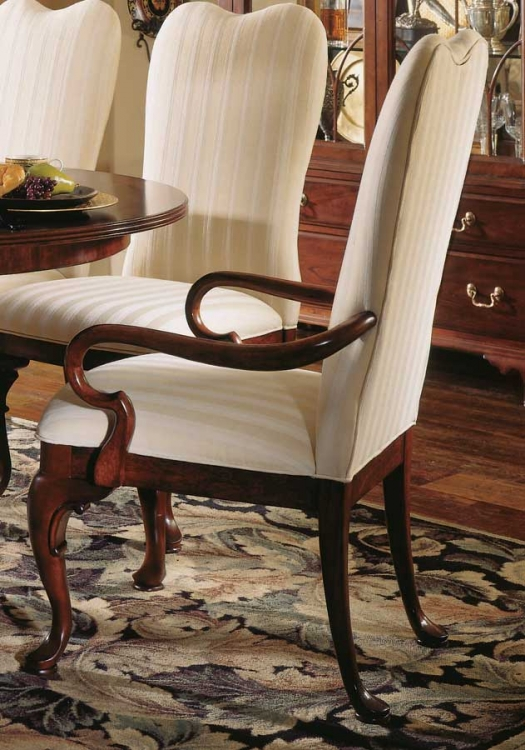 Cherry Grove Upholstered Arm Chair