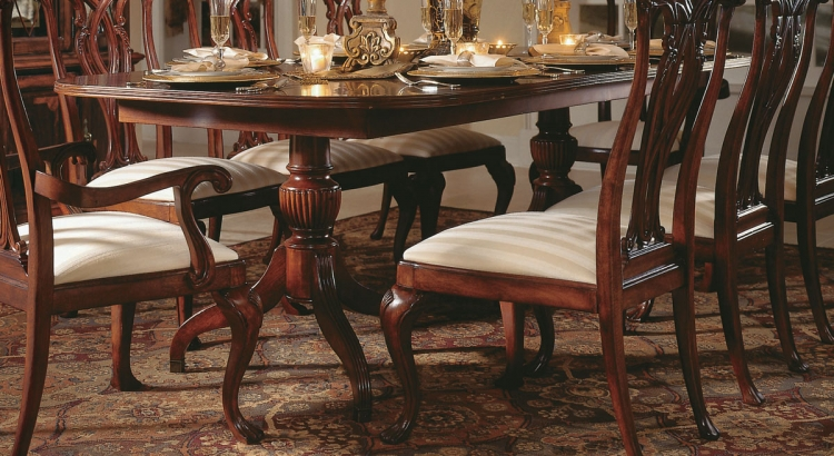 Cherry Grove Pedestal Table