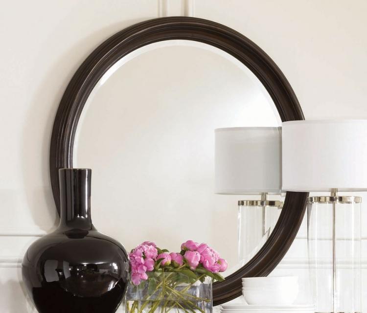Sonata Round Mirror