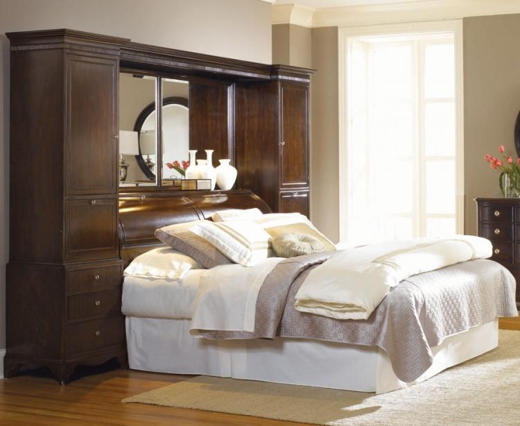 Sonata Bookcase Bed