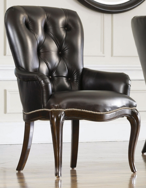 Sonata Leather Arm Chair