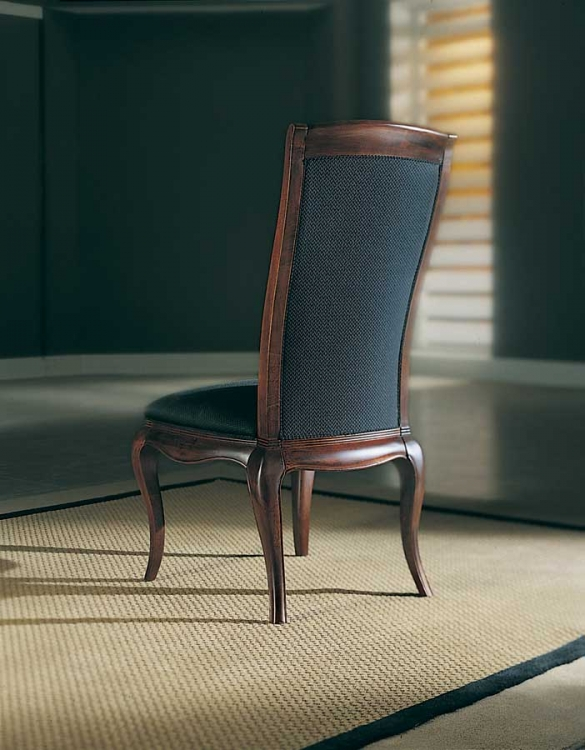 Advocate Upholstered Back Side Chair