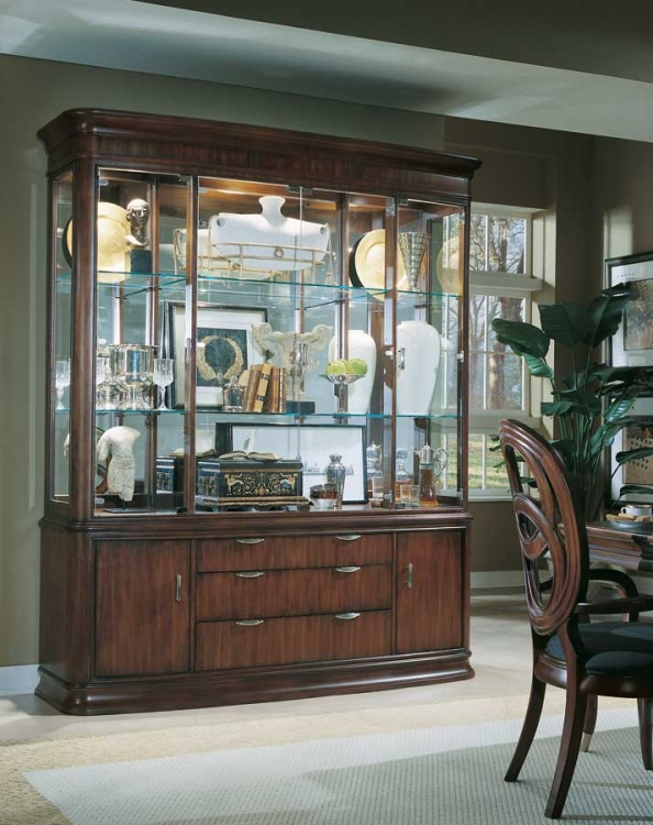 American Drew Advocate China Cabinet