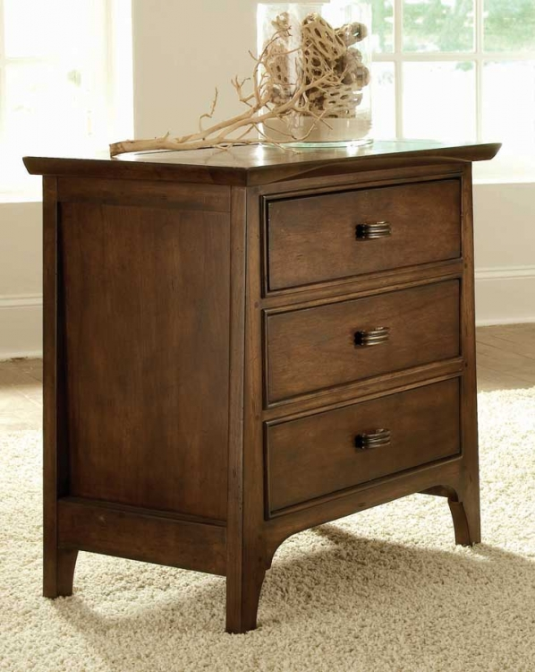 American Drew Cambria Drawer Nightstand