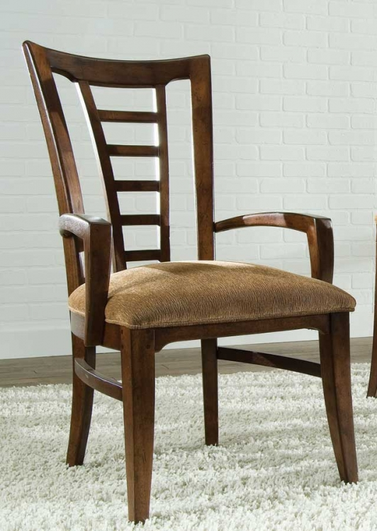 American Drew Cambria Splat Back Arm Chair