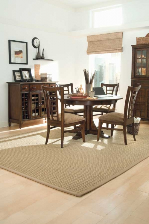 American Drew Cambria 54 Inches Round Table
