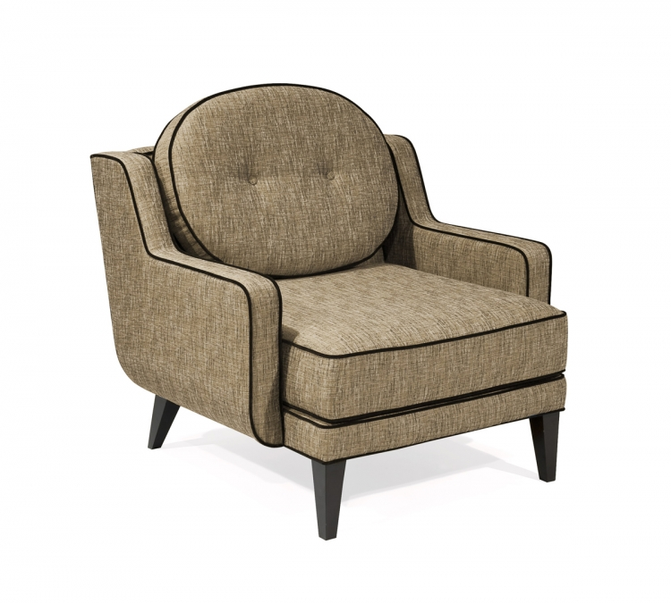 Draper Chair - Cumin - Armen Living
