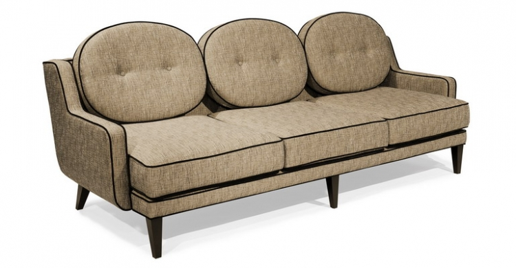 Draper Sofa Set - Cumin - Armen Living