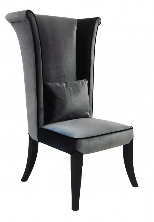 Mad Hatter Dining Chair - Gray