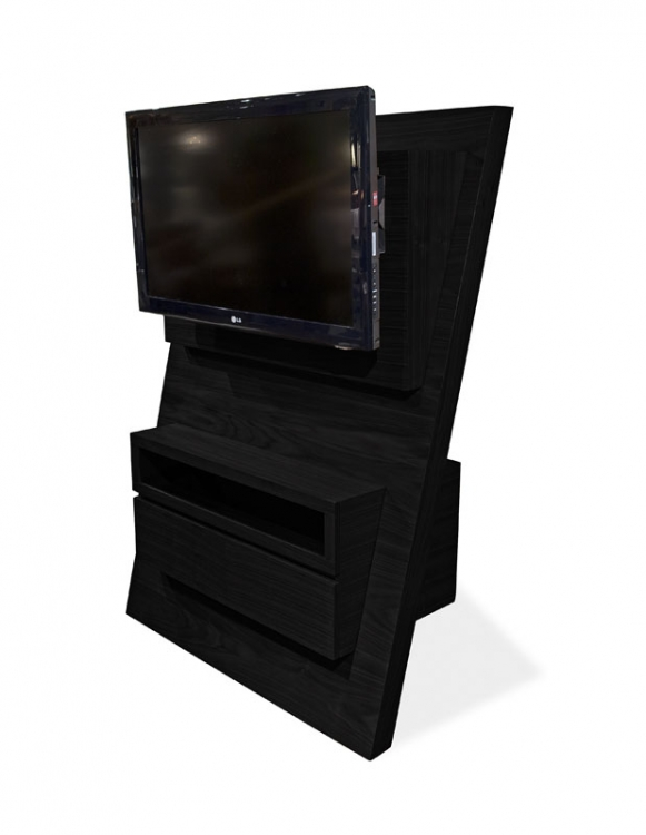 Aspen TV Stand - Espresso Color