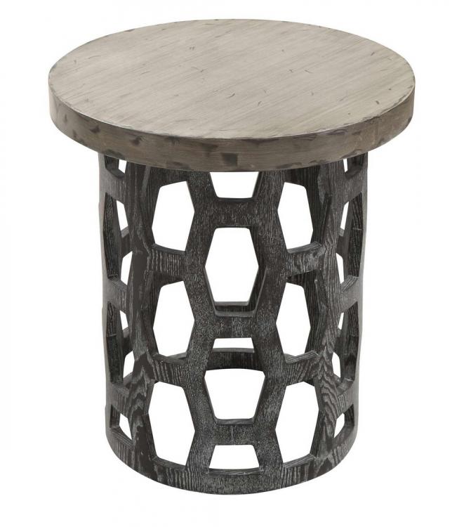Centennial End Table - Gray