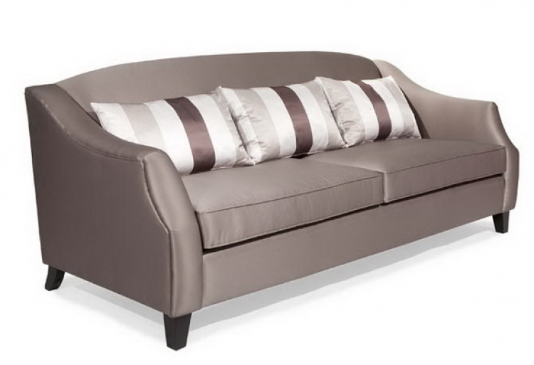 Garbo Sofa - Champagne - Armen Living
