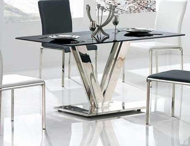 Vengo Stainless Steel Dining Table