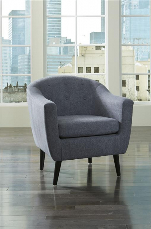 Klorey Accent Chair - Denim