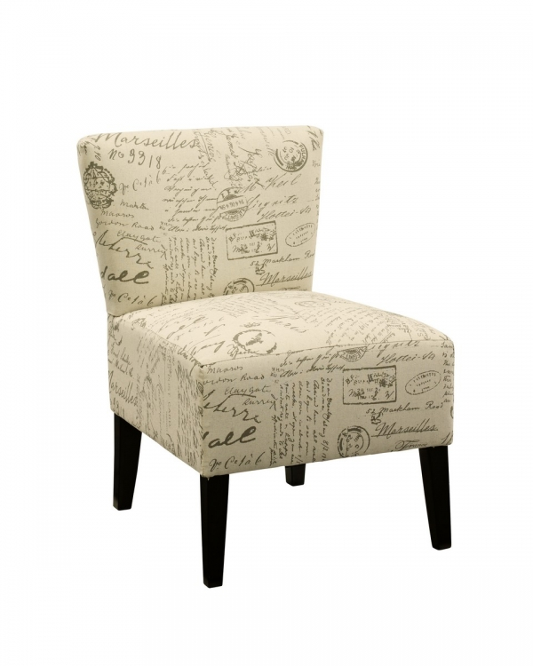 Ravity Accent Chair - Taupe