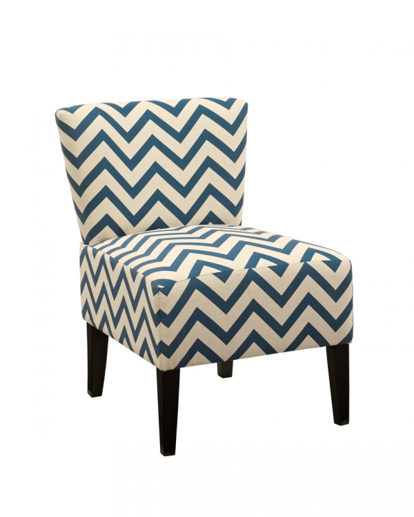 Ravity Accent Chair - Blue
