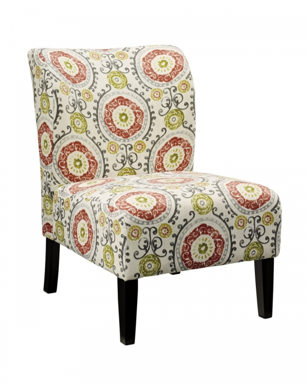 Honnally Accent Chair - Floral
