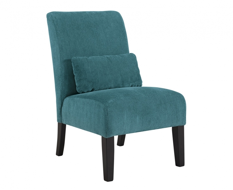 Annora Accent Chair - Teal