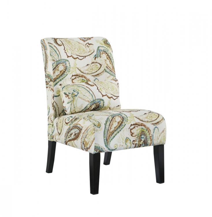 Annora Accent Chair - Paisley