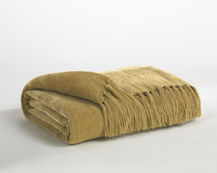Revere Decorative Throw - Bronze
