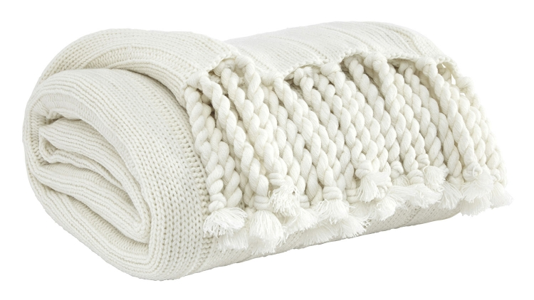 Clarence Throw - Set of 3 - Off White