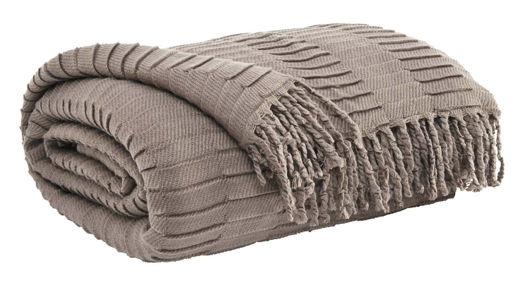 Mendez Throw - Set of 3 - Taupe