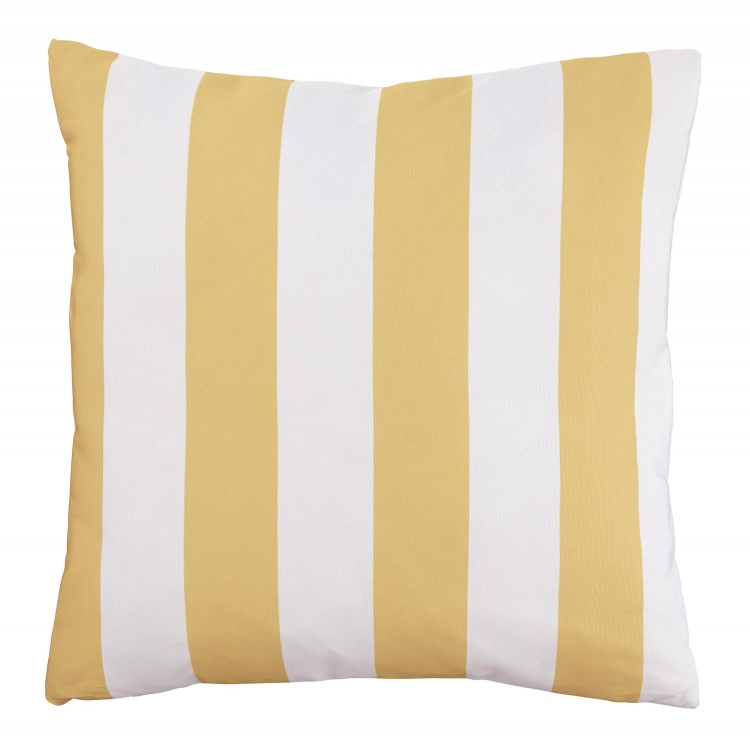 Hutto Pillow - Set of 4 - Yellow/White
