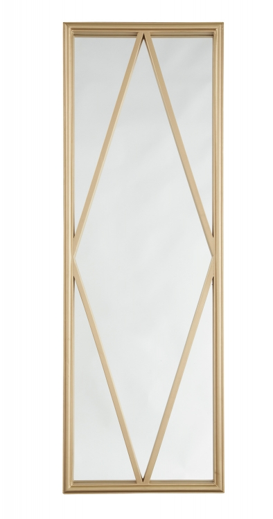 Offa Accent Mirror - Gold
