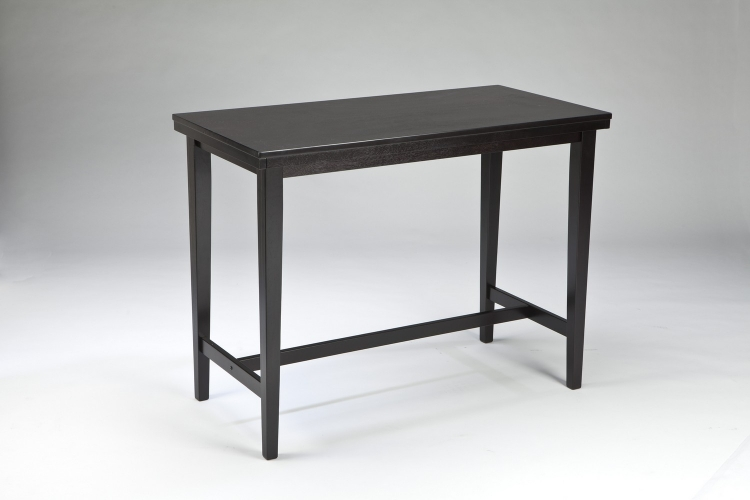 Kimonte Rectangular Dining Room Counter Table