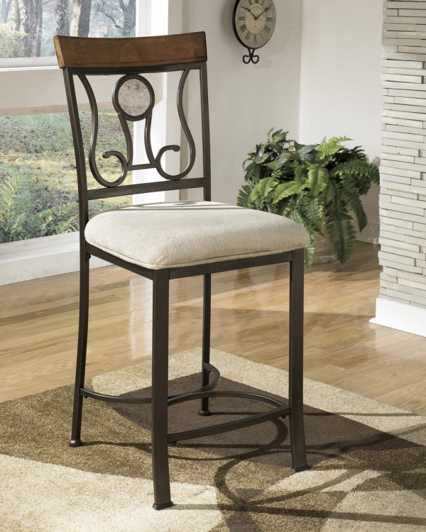 Hopstand Upholstered Counter Stool