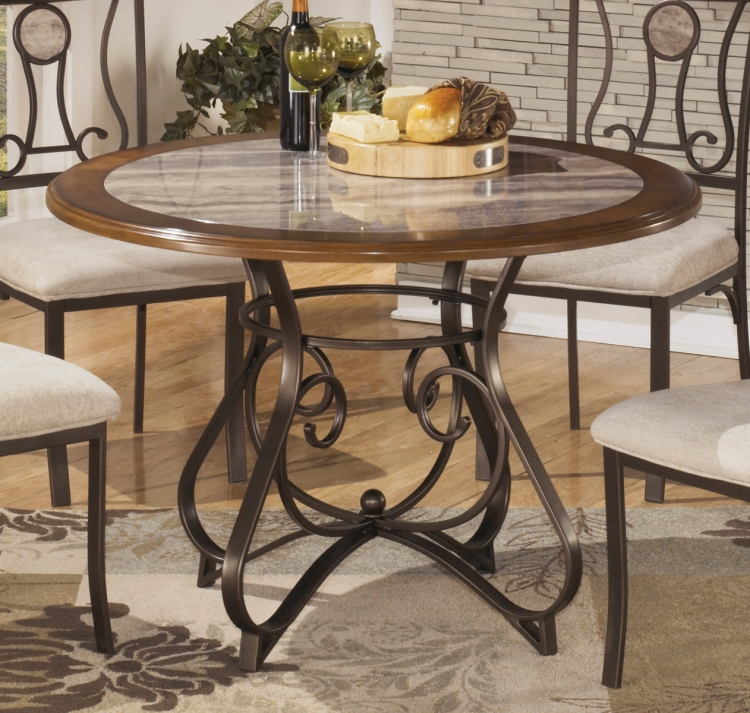 Hopstand Round Dining Table