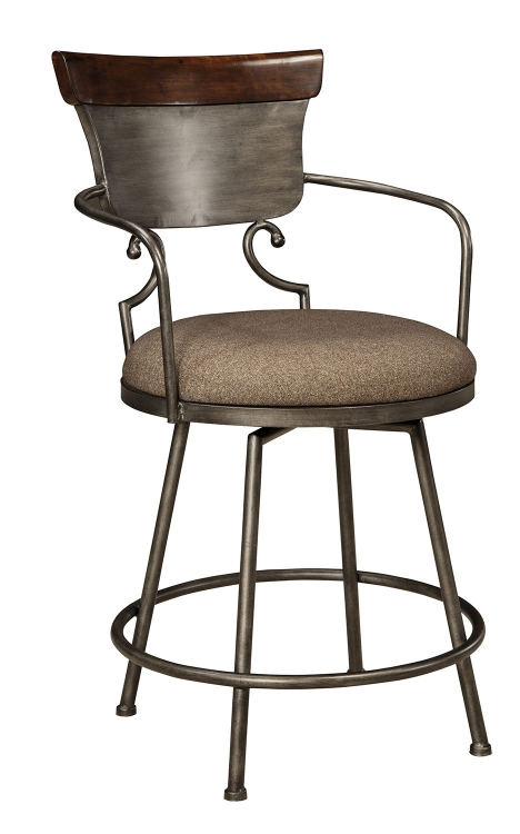 Moriann Upholstered Counter Stool