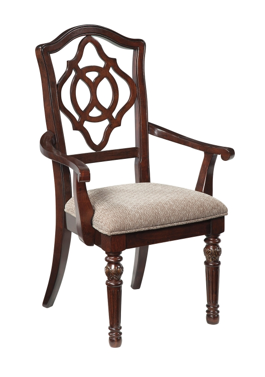 Leahlyn Dining Upholstery Arm Chair