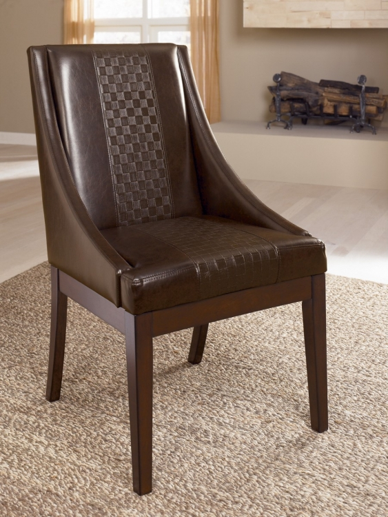 Holloway Dining Upholstered Arm Chair