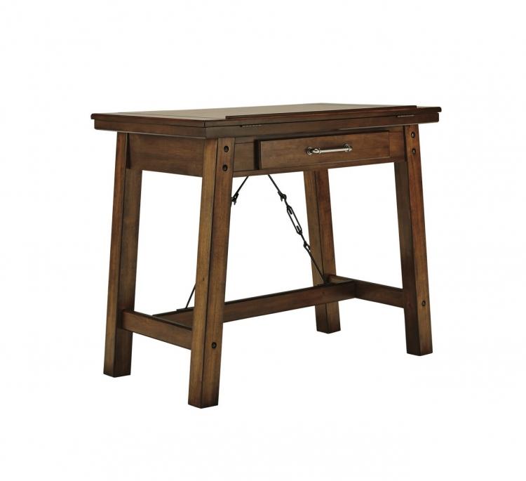 Counter Height Computer Desk : Coaster 800571 Computer Desk 800571 Homelement.com