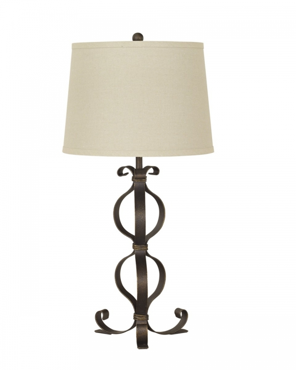 Simeron Metal Table Lamp