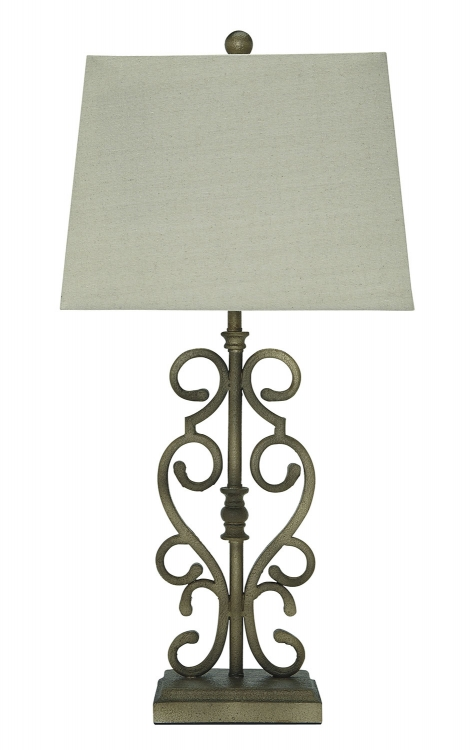 Amiel Metal Table Lamp