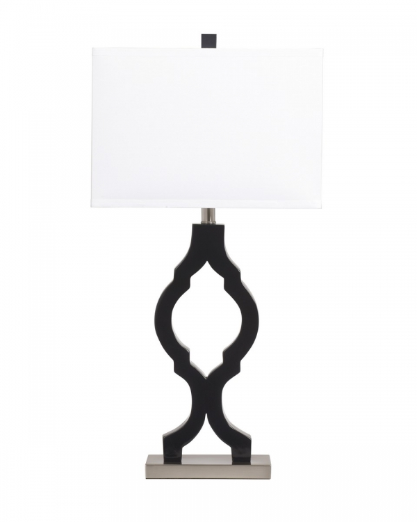 Rosetta Poly Table Lamp