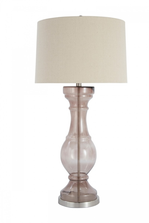 Sonica Glass Table Lamp